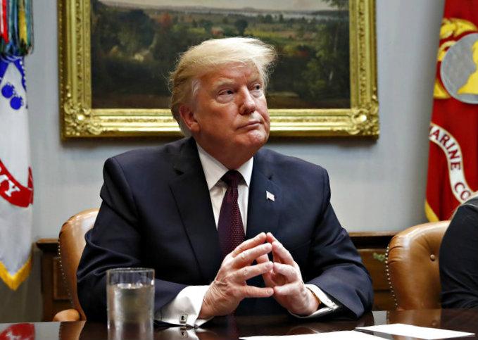 Ending showdown with Nancy Pelosi, Donald Trump postpones State of Union