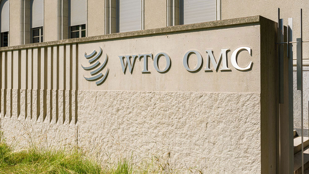 India has notified the WTO's dispute settlement body of its decision to appeal to the appellate body on certain issues of law and legal interpretations in the panel report