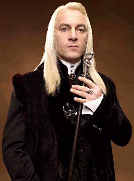 I know that if I happen to go down in a plane crash tomorrow, the headline will say, 'Lucius Malfoy killed in a plane crash'! It's not something that really bothers me because I walk practically unnoticed on the streets, and it's only the adults who recognise me for the other parts I've played: Jason Isaacs