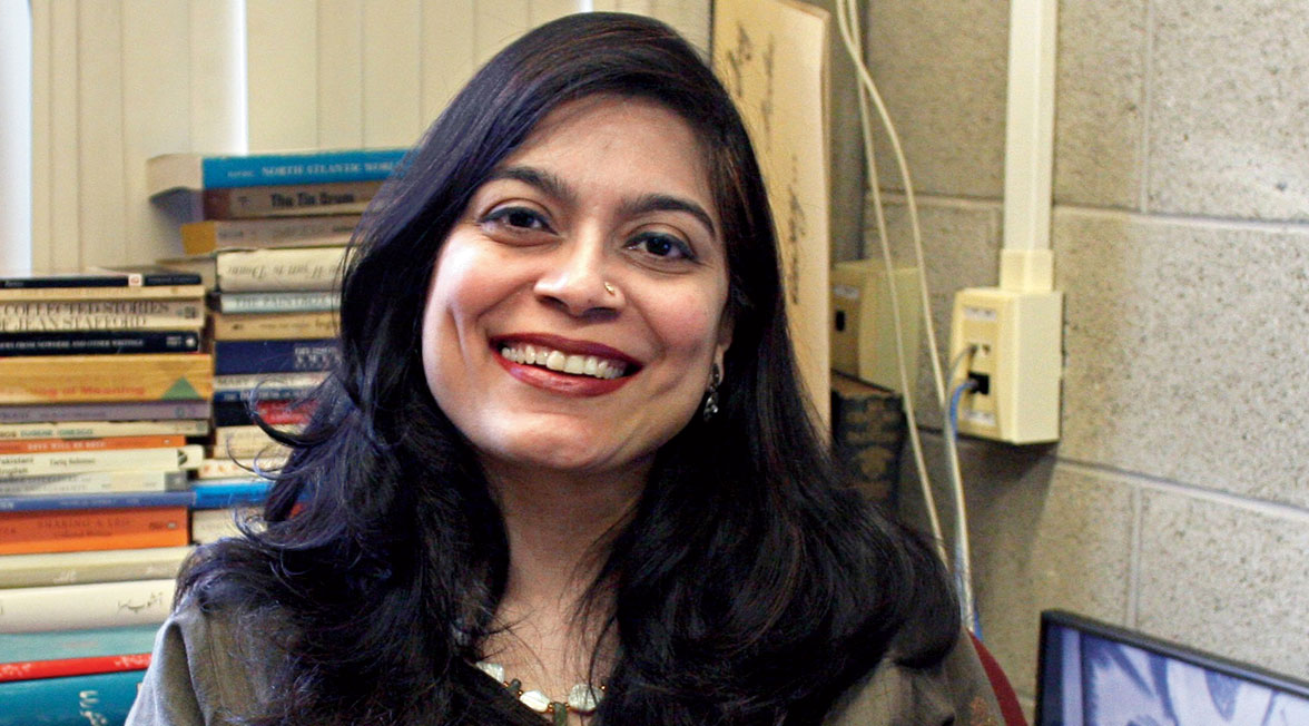 Sadia Abbas, a New Jersey-based author of Pakistani origin, whose tale of melancholy about Pakistan and a woman in the '70s struck a chord around the globe.