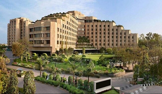 At the ITC Maurya, a three-layer security will be in place