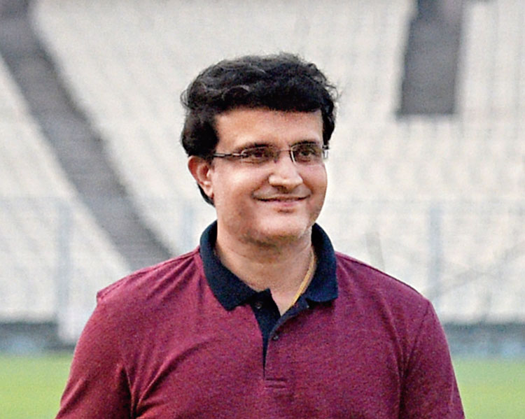 Former India skipper Sourav Ganguly