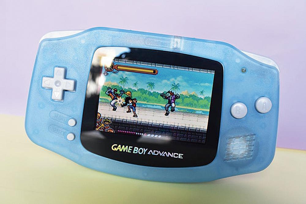 The Nintendo Game Boy Advance
