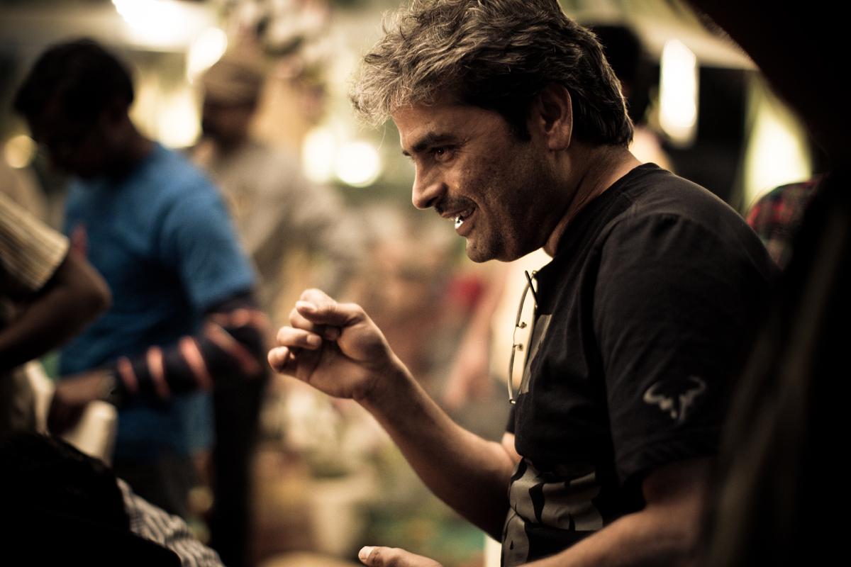 Filmmaker and composer Vishal Bhardwaj.