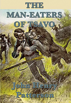 Scanned copy of the book, The Man-Eaters of Tsavo
