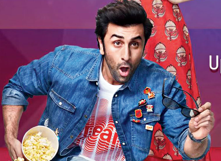 Ranbir Kapoor is promoting Flipkart's The Big Billion Days