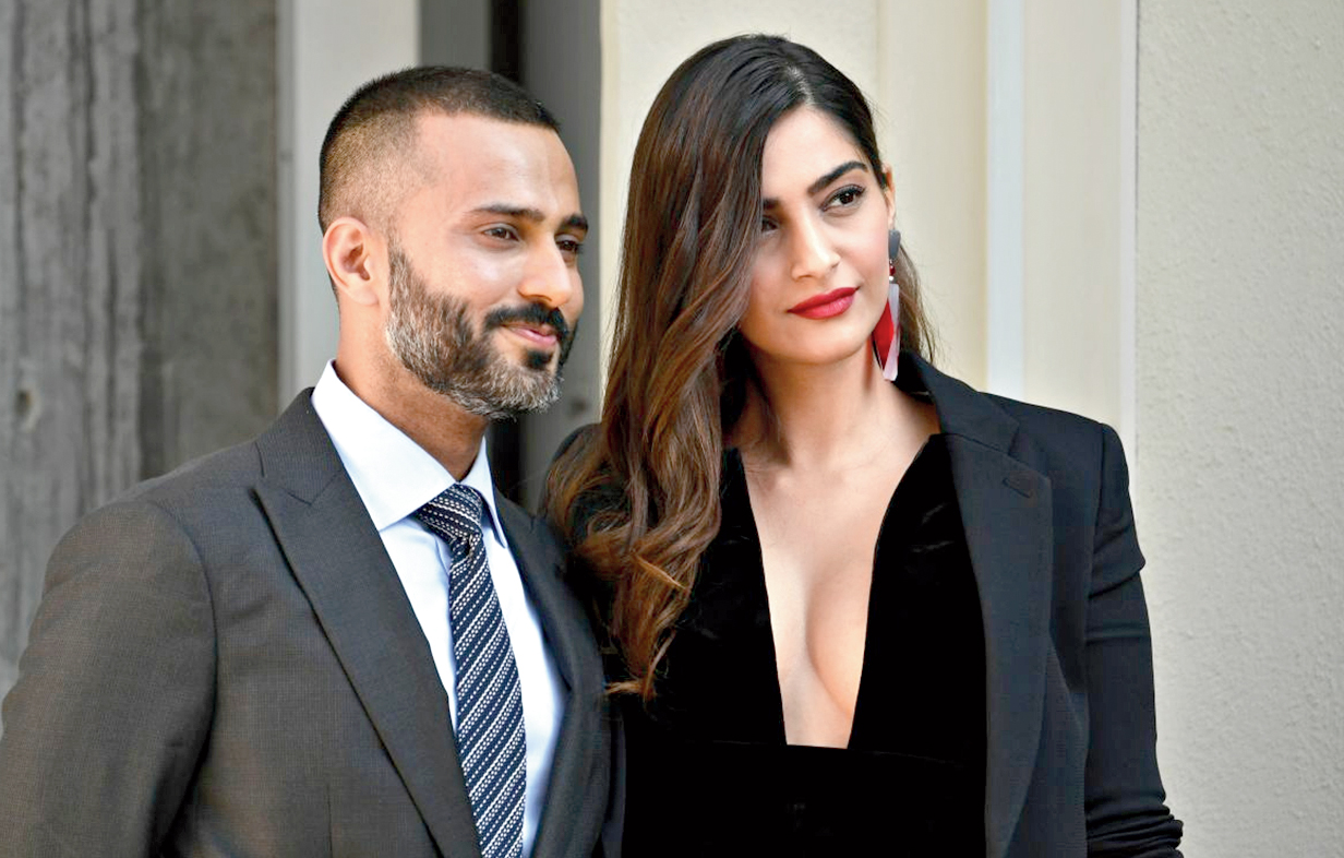 I love being married and I love talking about that. My husband (Anand Ahuja) is incredible, very supportive, progressive, evolved and very like-minded. And very good-looking! That's all I can ask for