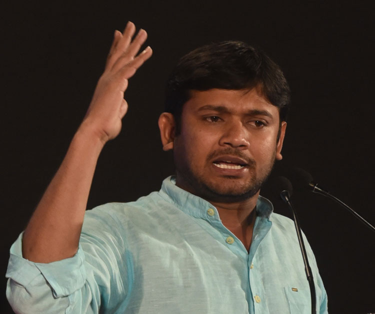 Former JNUSU President Kanhaiya Kumar and 9 other students have been charged with several offences, including sedition