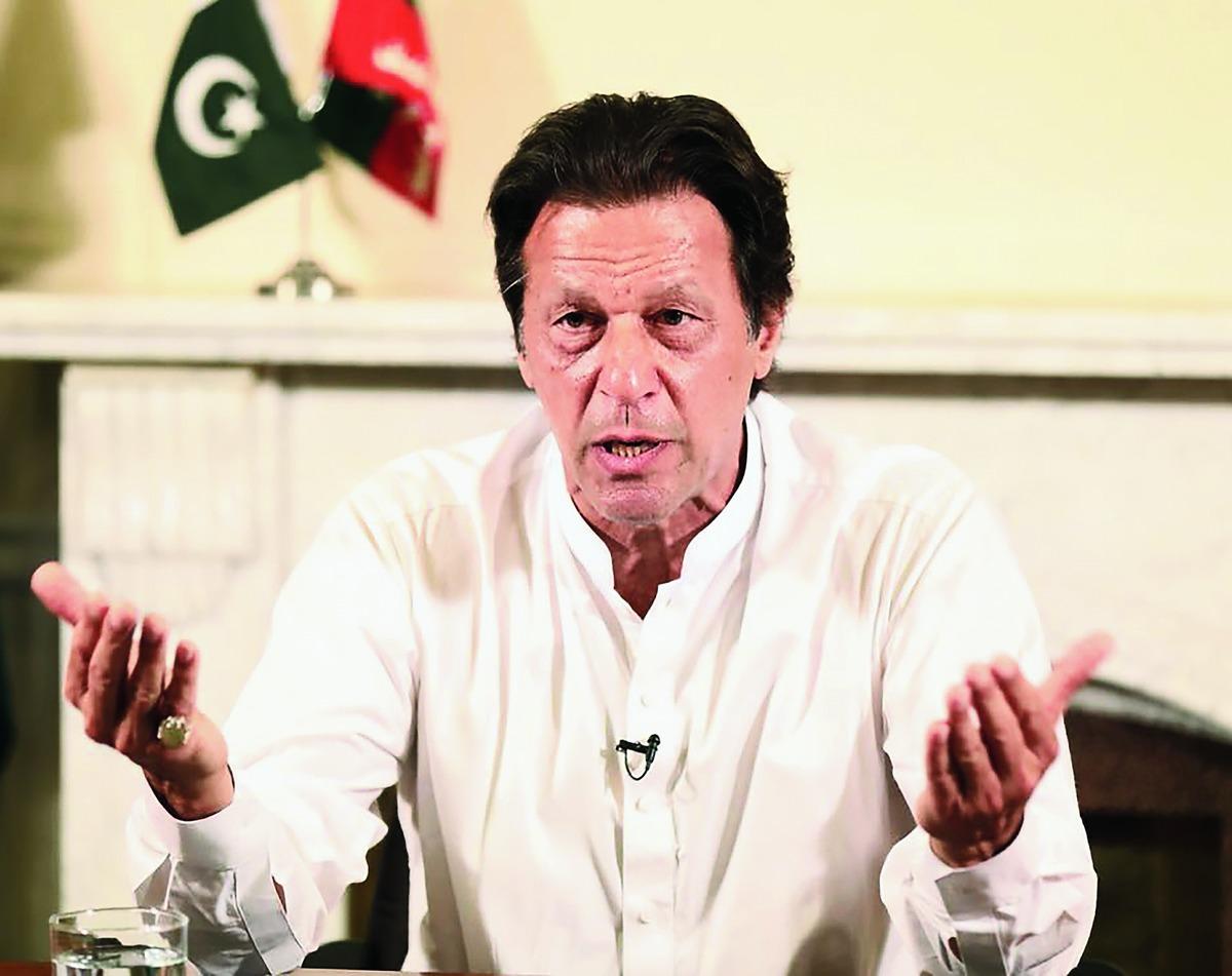 Imran Khan, known for his fiery anti-American rhetoric, said Pakistan has borne the brunt of the US's war on terror.