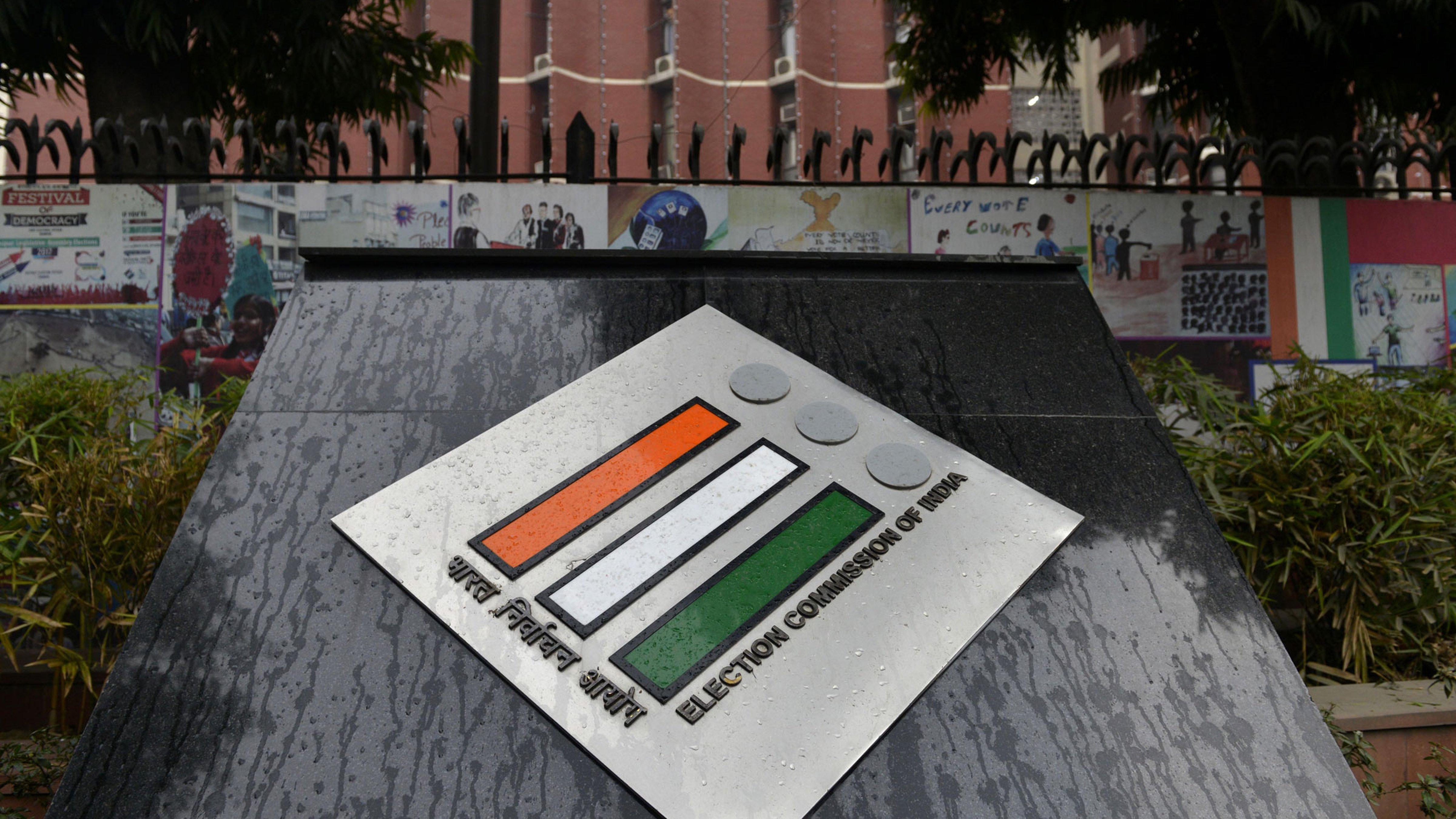 Election Commission puts 48-hour manifesto restriction