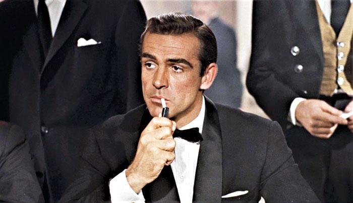 Bond's world