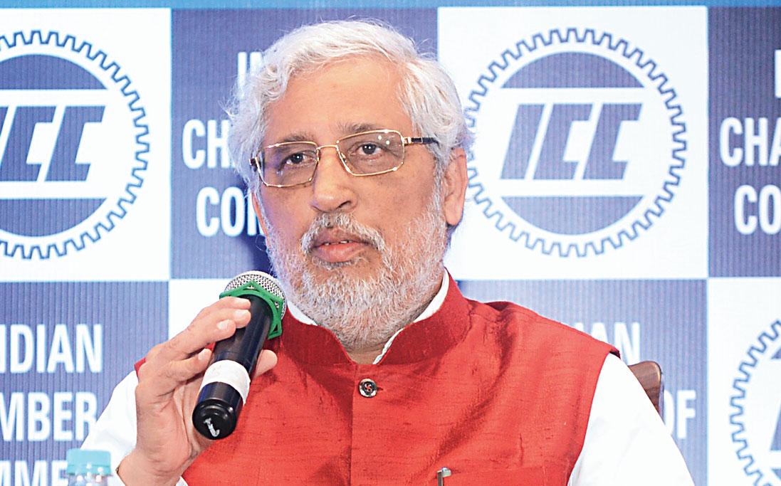 Anil Sahasrabudhe — Chairman, AICTE