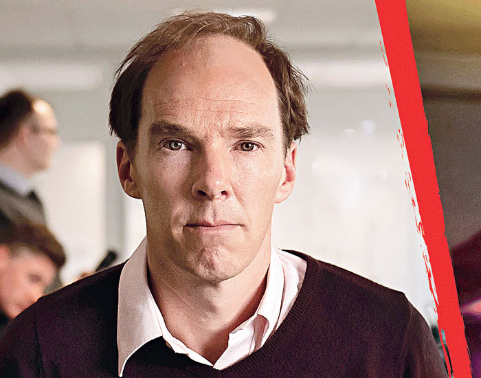 Benedict (Cumberbatch) brings great intellect and integrity to every role, but also great humanity and vulnerability