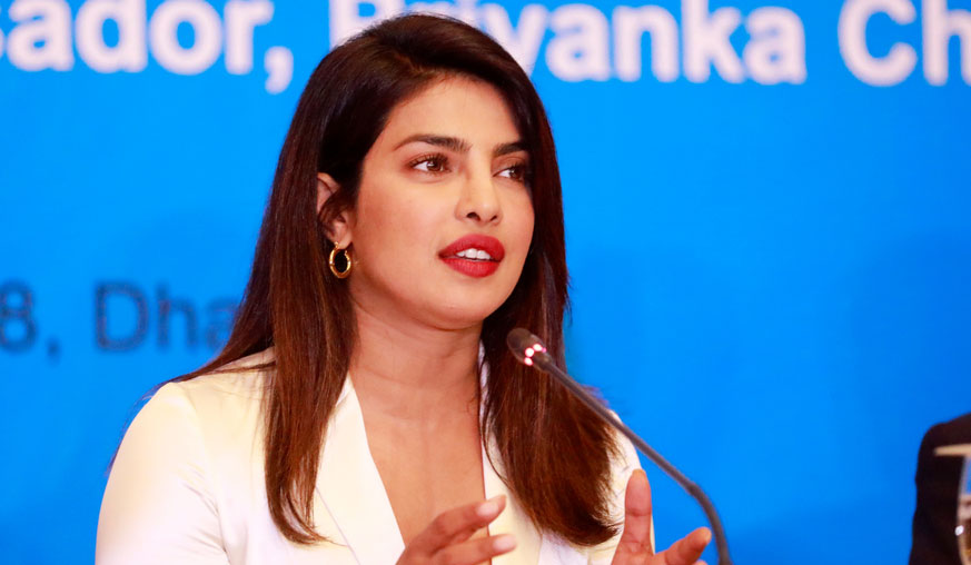 Priyanka Chopra will have to be careful not to gush too much about Meghan, because Buckingham Palace has a way of freezing out those deemed to be exploiting their links with royals to boost their own image. The virtue most admired is total silence.