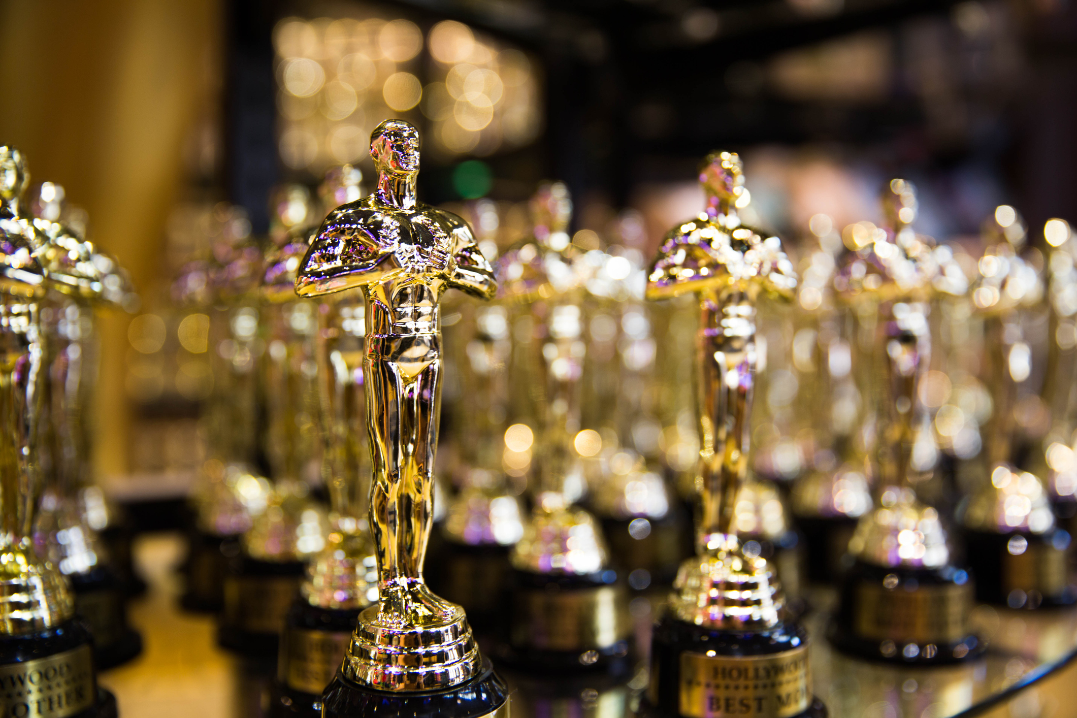 The Academy, which hosts the Oscars, has invited members from 59 countries and half of them are women.