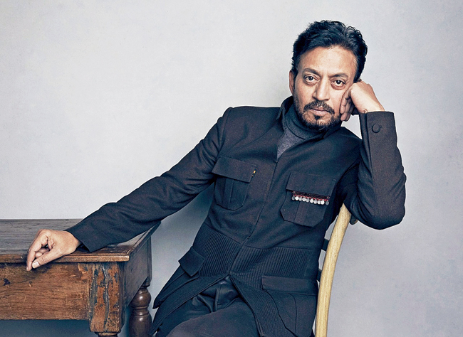 Irrfan bhai has been a tremendous inspiration, for everybody it's such a personal loss. We were always rooting for him, especially someone like me who tries to have one foot in the West... I know the kind of respect he had and the kind of work he was doing there