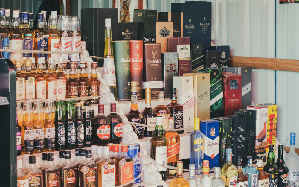 Kerala was one of the first states to enforce restrictions that literally locked down the state, the functioning of government-owned liquor outlets had attracted severe criticism from the Opposition