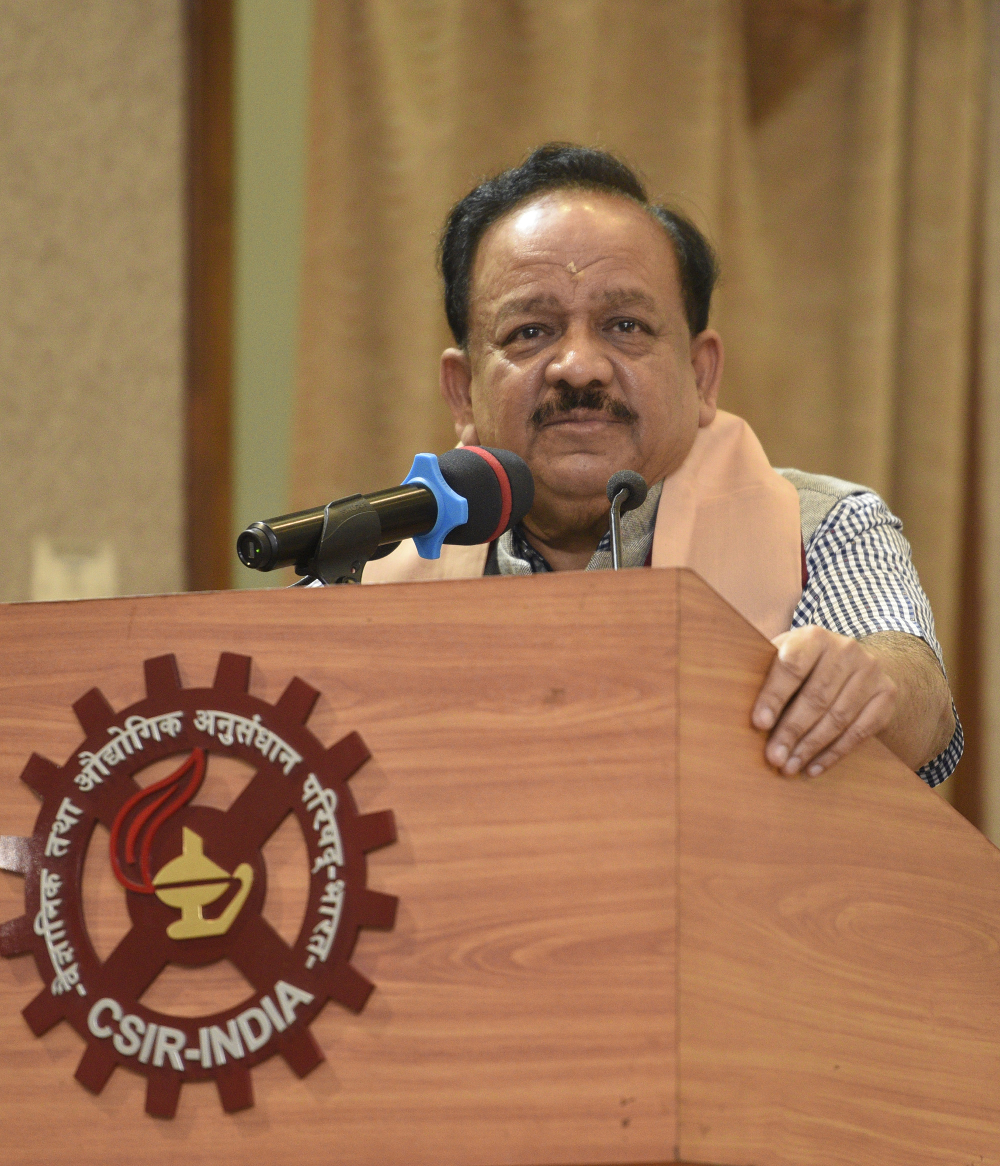 At the 24th Conference of Parties taking place with the hope of instituting a framework that would act as a guide to operationalize the Paris climate pact, India's environment minister, Harsh Vardhan, declared that India is expected to surpass the commitments that it had made  three years ago.