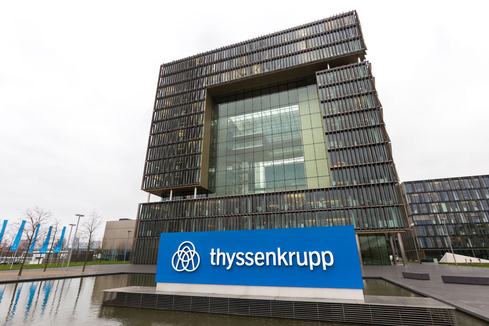 The decision, first reported by Reuters, triggered a 28 per cent recovery in Thyssenkrupp shares — their biggest daily gain — as Kerkhoff abandoned a cross-shareholding structuring that had ceased to be financially viable.