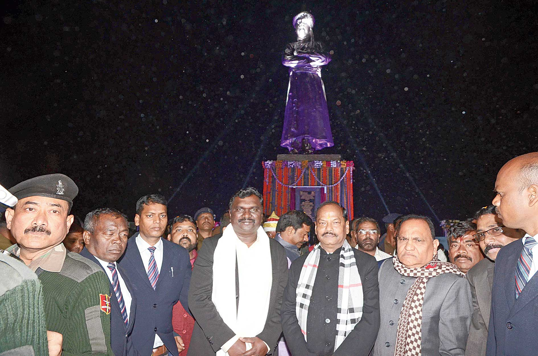 Ranchi's tribute to Vivekananda stands tall