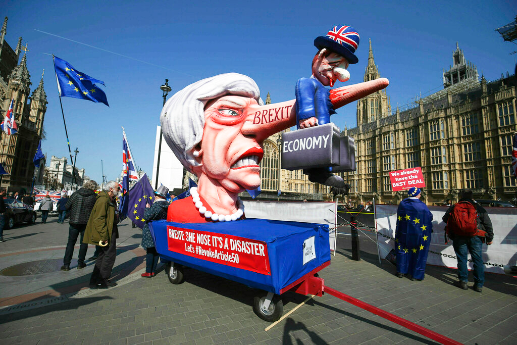 The Brexit impasse is hurting the credibility of Britain's Parliament