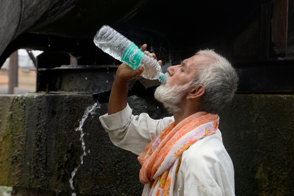 Delhi, Rajasthan, Haryana, Punjab and parts of Uttar Pradesh have been experiencing blistering heat for days with temperatures soaring over 45 degrees Celsius in some places.