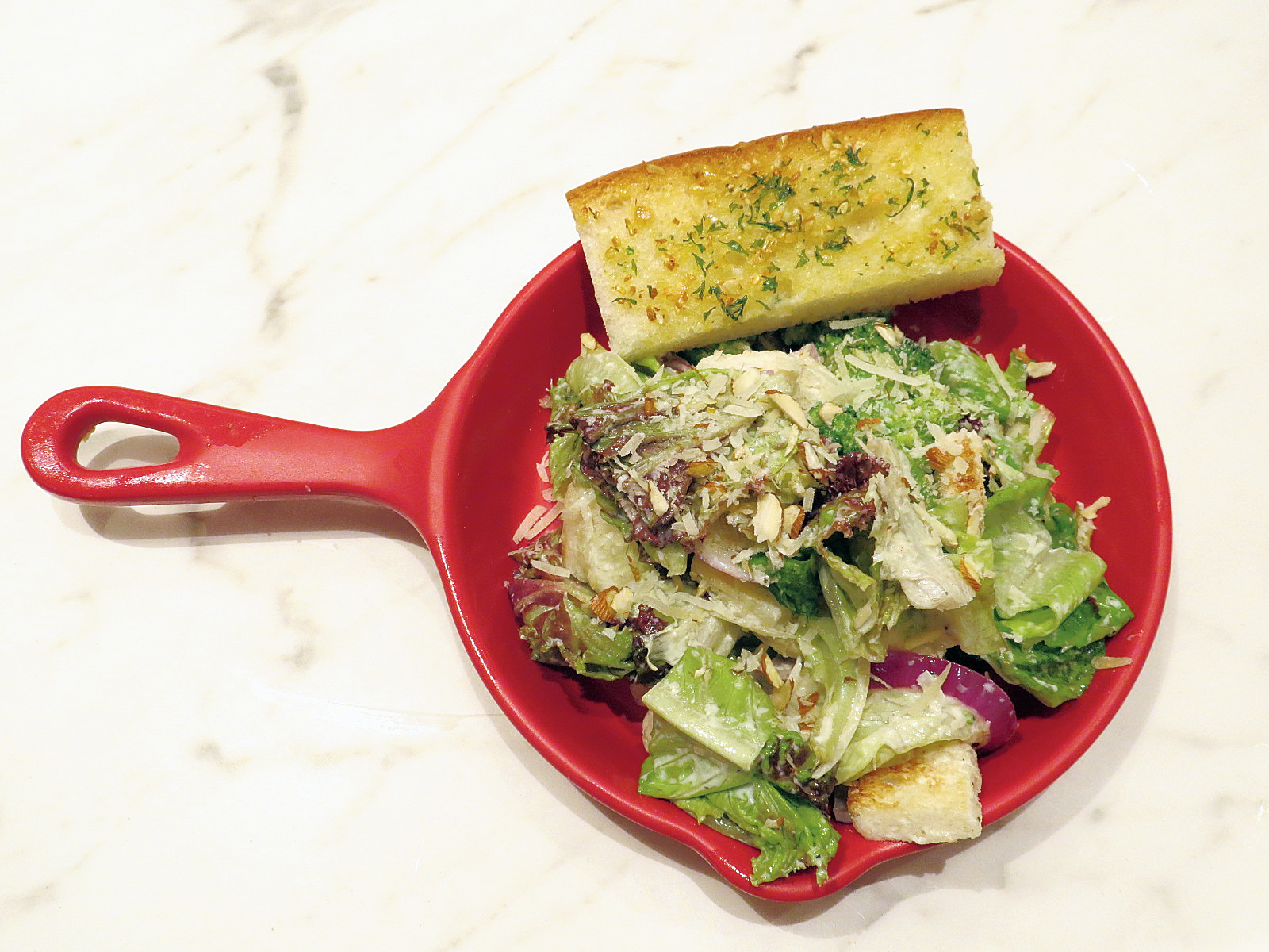 Spice It Caesar Salad
