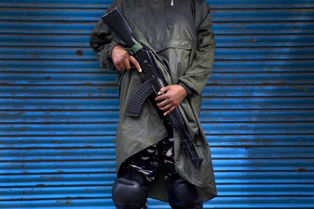 Nearly 750 paramilitary troopers committed suicide over the past seven years, data with the ministry suggest. The number is higher than that of personnel killed in action during this period.