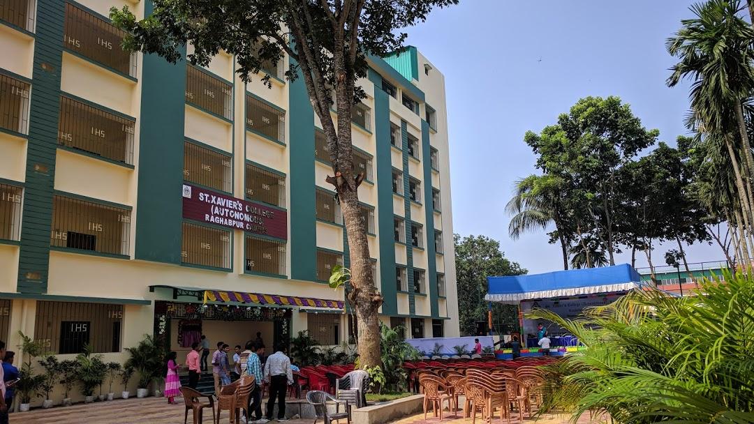 St Xavier's Raghabpur campus