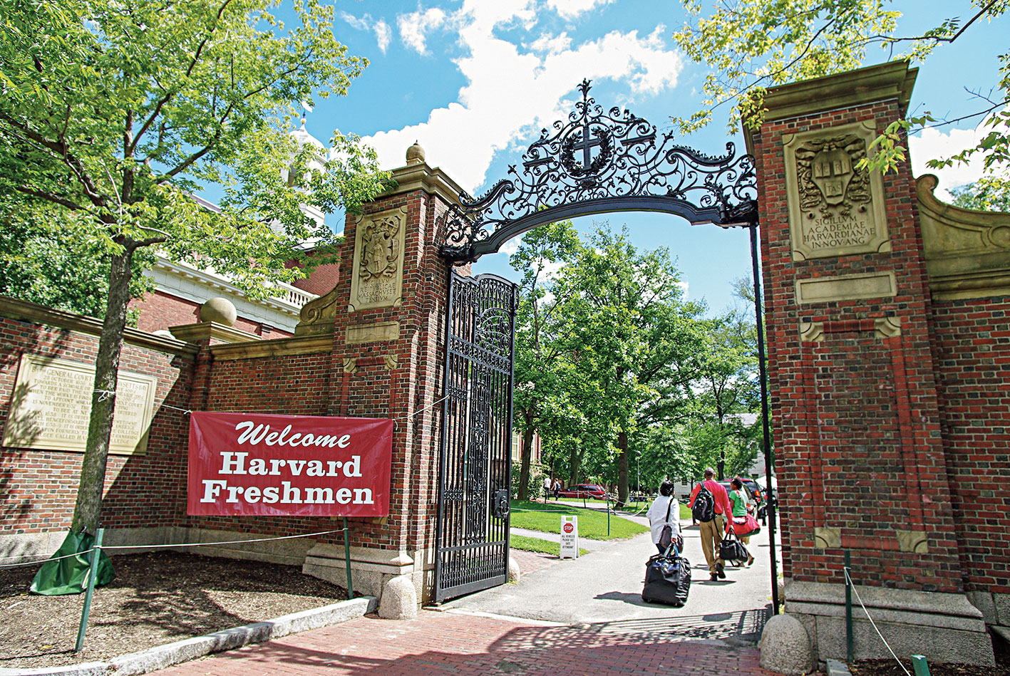 Ajjawi told The Crimson that his visa was then cancelled and that he was sent back to Lebanon. Classes at Harvard begin today (September 3) .