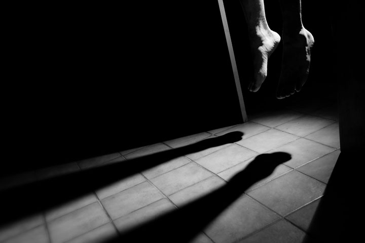 Chaurasia hanged himself in his house at Prospecting Colony