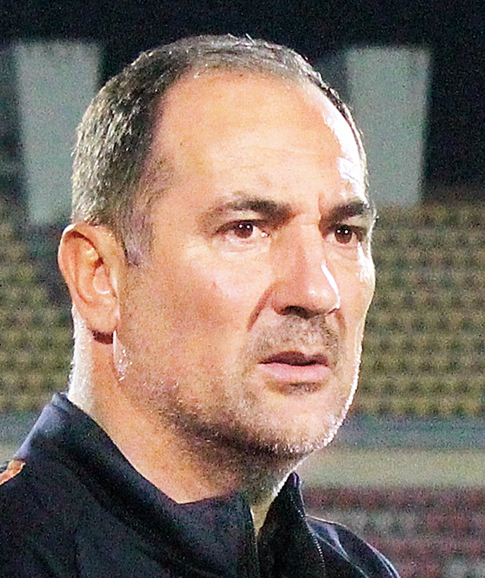 The 52-year-old Stimac is also very excited about the talent pool he has at his disposal