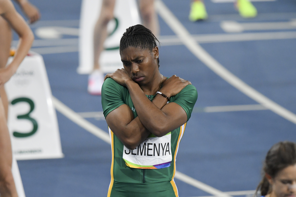 The misogyny and racism of athletics regulations