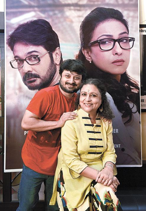Blockbuster team - Telegraph India