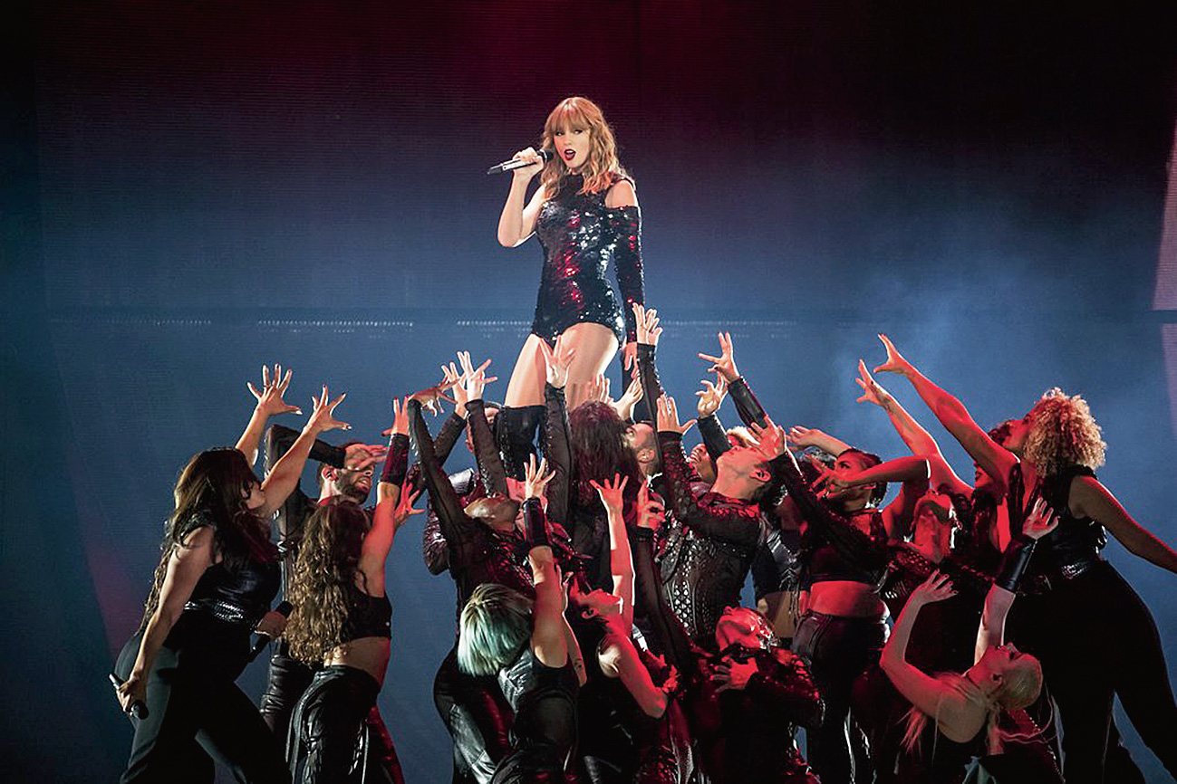 How Taylor Swift has taken back her Reputation