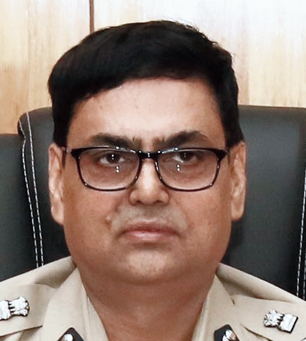 Rajesh Kumar, who was appointed to the pollution control board.