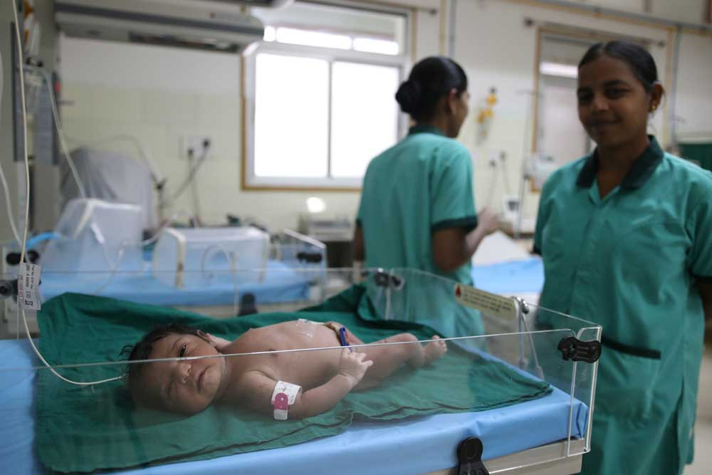 The country reduced its under-five mortality from 83 in the year 2000 to 42 per 1,000 live births in 2017 while the neonatal mortality (death within a month after birth) rate fell from 38 to 23 per 1,000 live births during this period.
