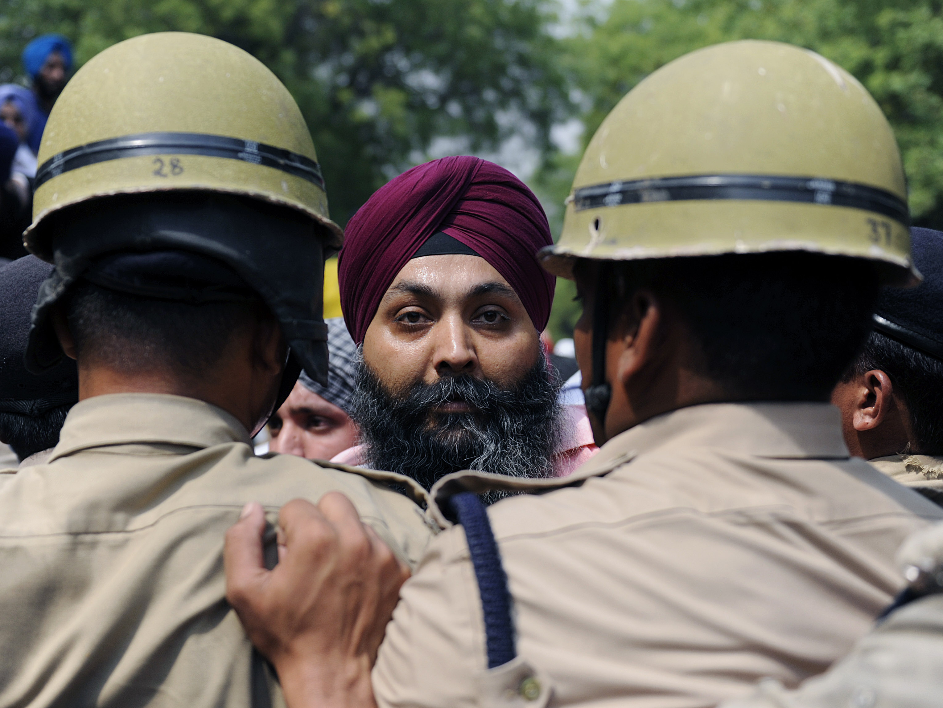 Duo convicted for killing two men in 1984 anti-Sikh riots