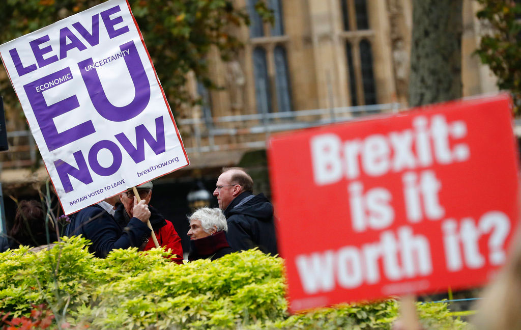 New momentum for 2nd Brexit referendum