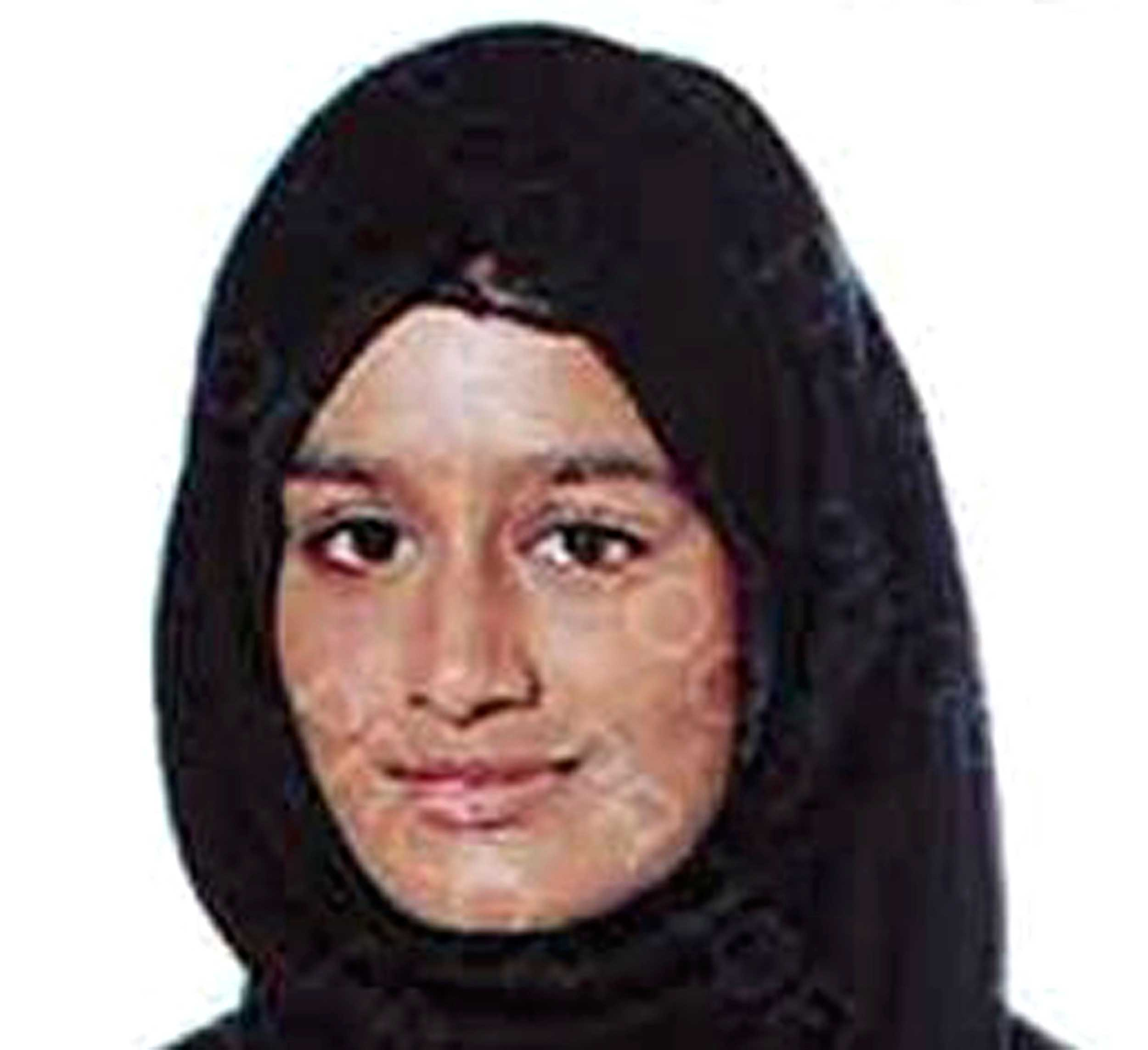 UK girl who joined IS wants to return
