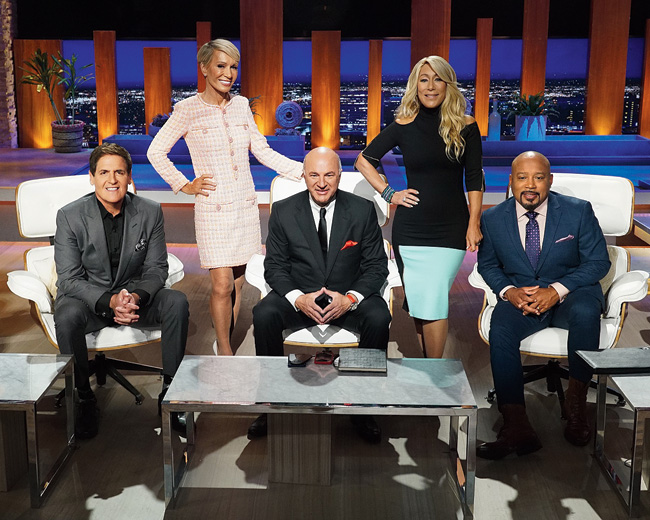 A moment from Shark Tank Season 11