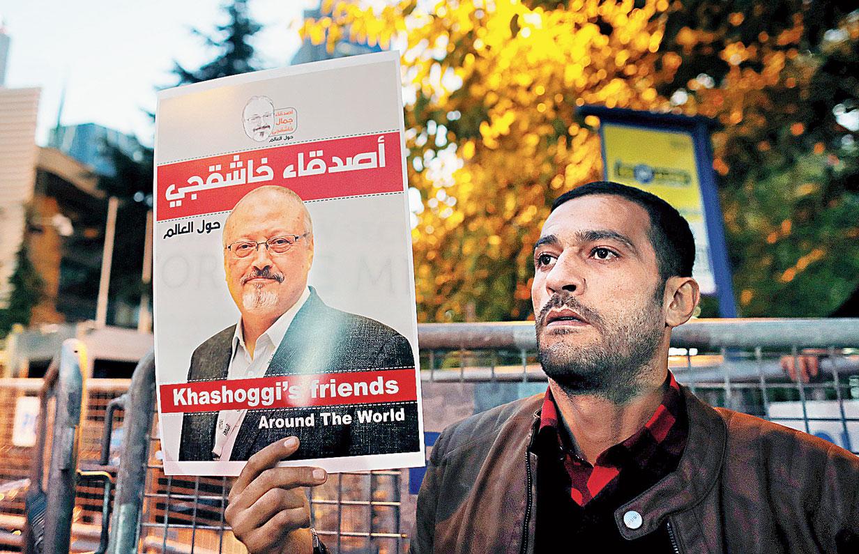 Khashoggi killing 'premeditated'