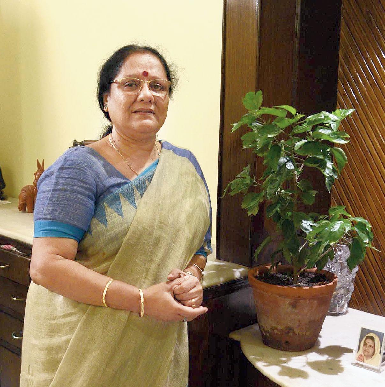 Bhaswati Basu.