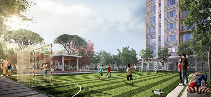 Godrej Properties is coming up with an amazing project in South Kolkata- Godrej Seven