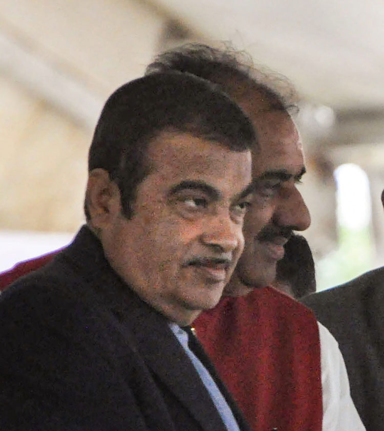 Nitin Gadkari's tweet came on a day the government and the BJP were battling the perception of indifference on the part of Prime Minister Narendra Modi towards the Pulwama attack, amid allegations that he continued shooting for a promotional film in Jim Corbett Park even after the news broke.