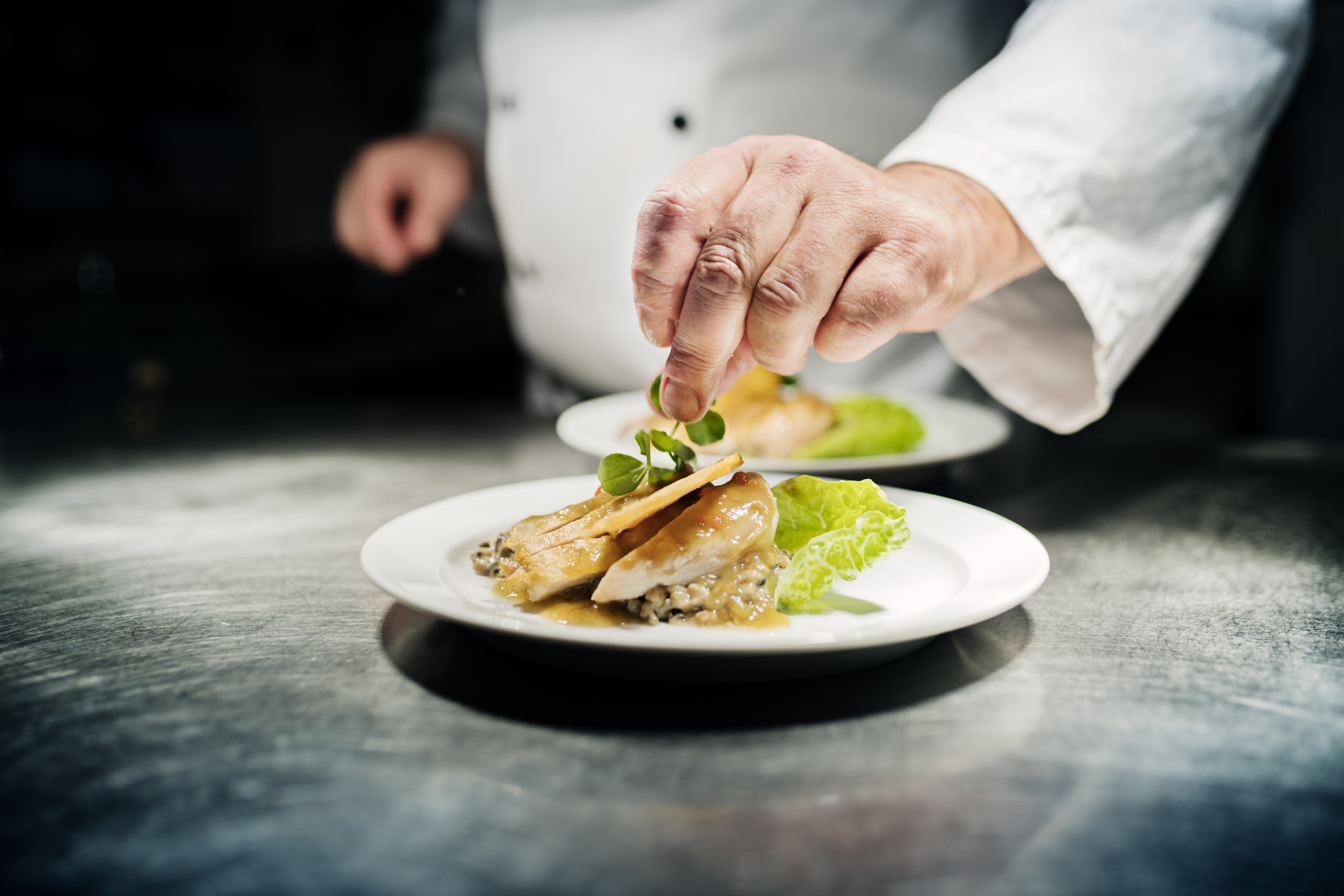 In general restaurateurs and chefs who dare push boundaries with high quality cooking and ingredients are seemingly penalised by their audience