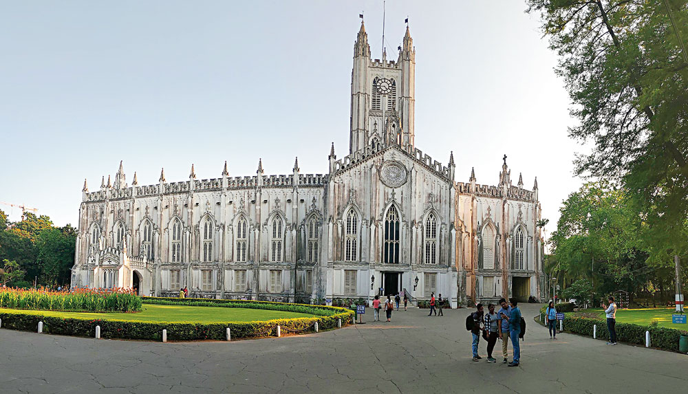 The story of the fifth Bishop of Calcutta