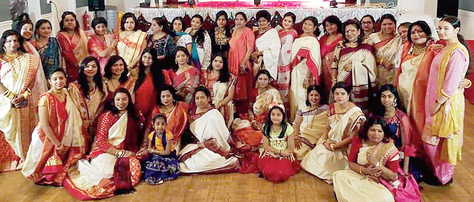 The people who have made the Oslo Durga Puja possible.
