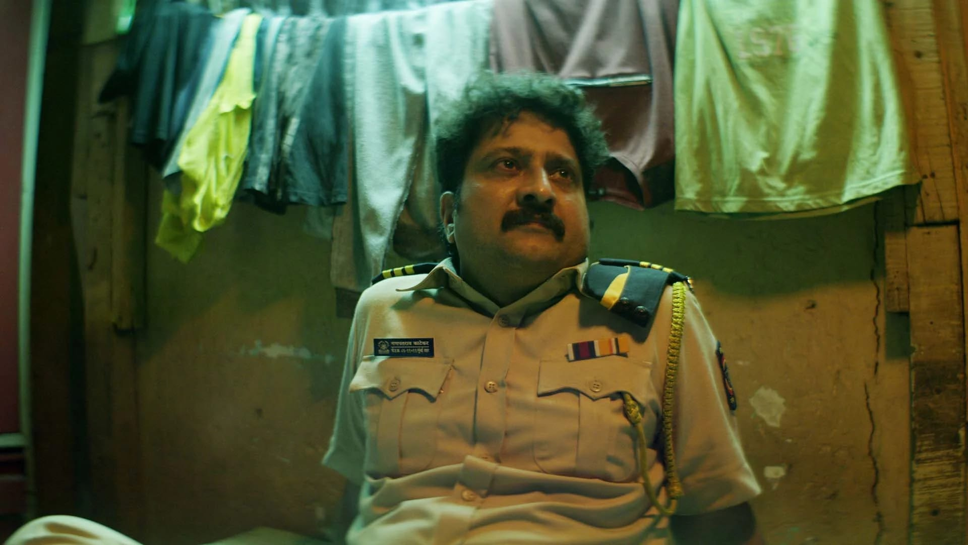 Actor Jitendra Joshi as the breakout character Constable Katekar from Season 1