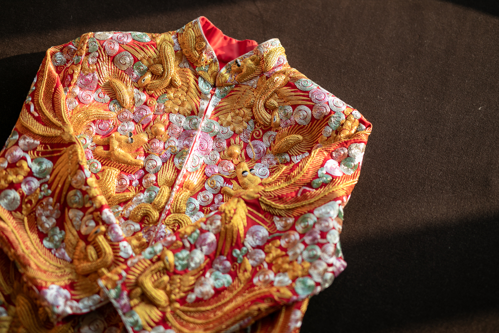 Traders in China have paused importing Chinese products, including fabrics, due to the coronavirus